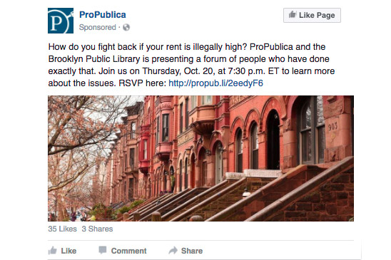 Discriminatory Housing Ads Continue to Appear on Facebook