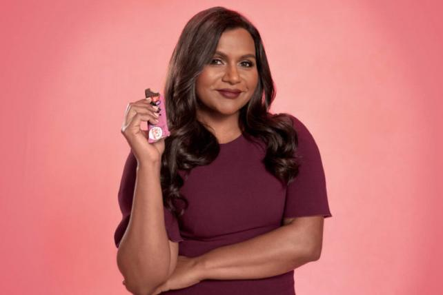 Mindy Kaling writes her own jokes for Protein One ads