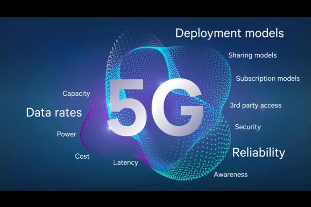 Qualcomm's vision of 5G spans many fronts.