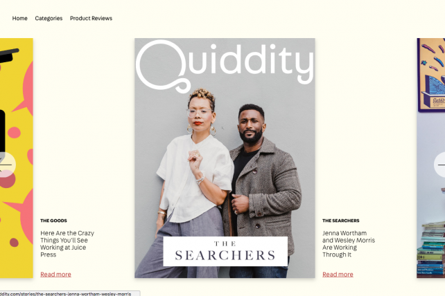 F&P debuts Quiddity