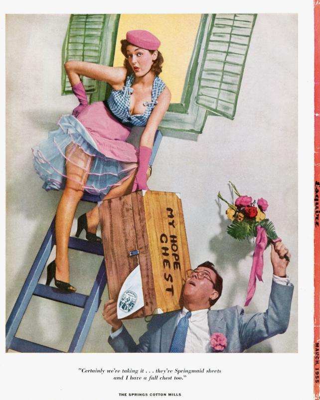 Springmaid, 1955