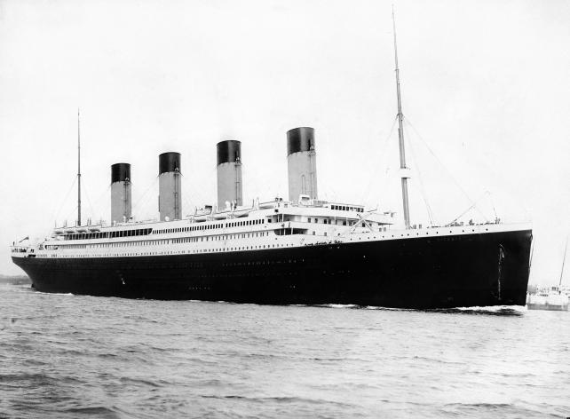 Opinion: One Titanic insight