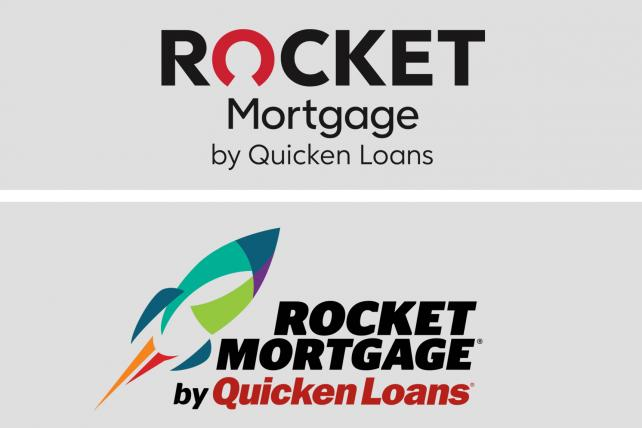 Quicken Loans launches new Rocket Mortgage logo