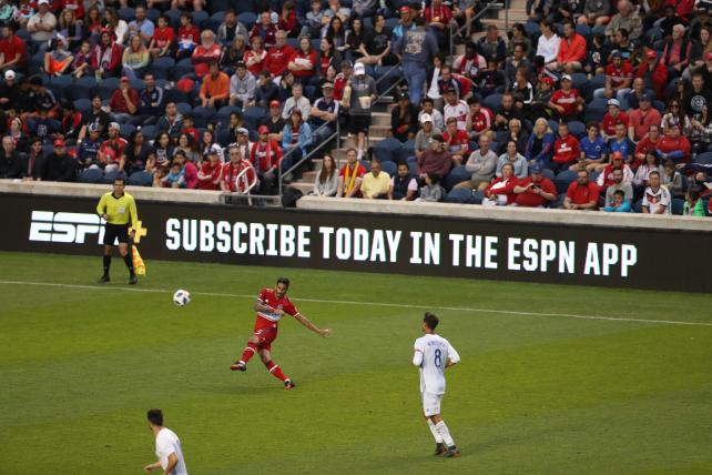 ESPN says its new streaming service has passed 1 million subscribers