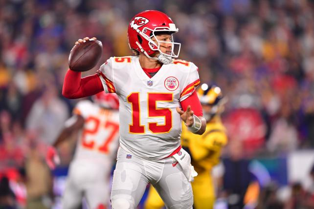 Chiefs star quarterback Pat Mahomes plans 'Patty Flakes' cereal