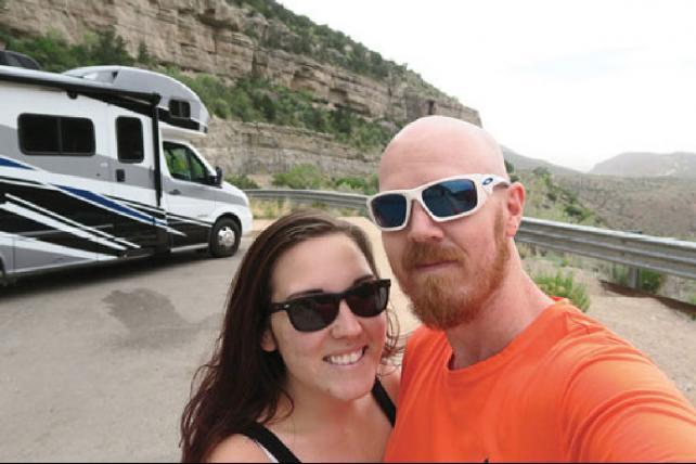 Brooke and Buddy Baum