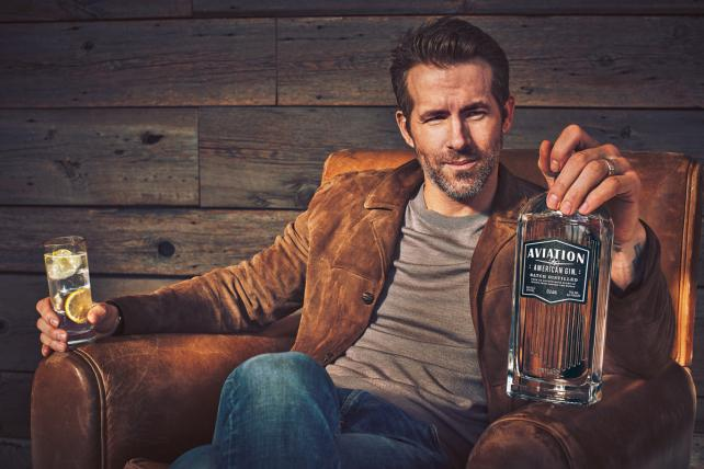 Marketer's Brief: Ryan Reynolds Is Newest Celeb Booze Backer
