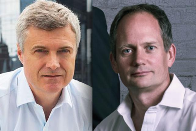 Mark Read and Andrew Scott.