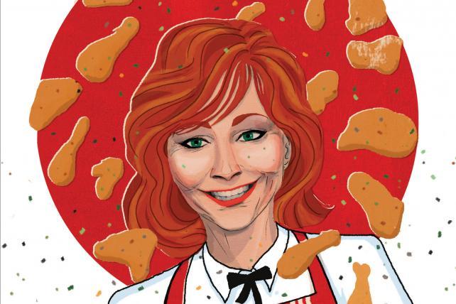 Q&AA: Reba McEntire, Crooner Colonel