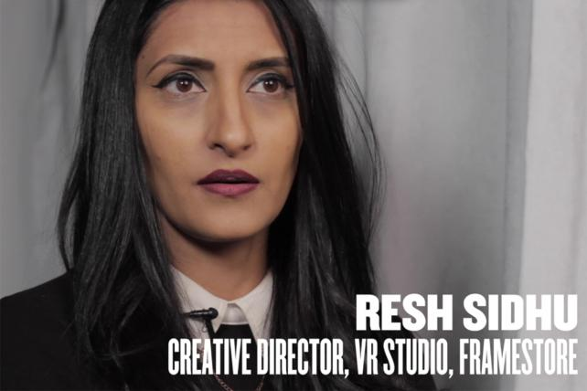 Video: Framestore's Resh Sidhu on the Pitfalls of Marketing for VR