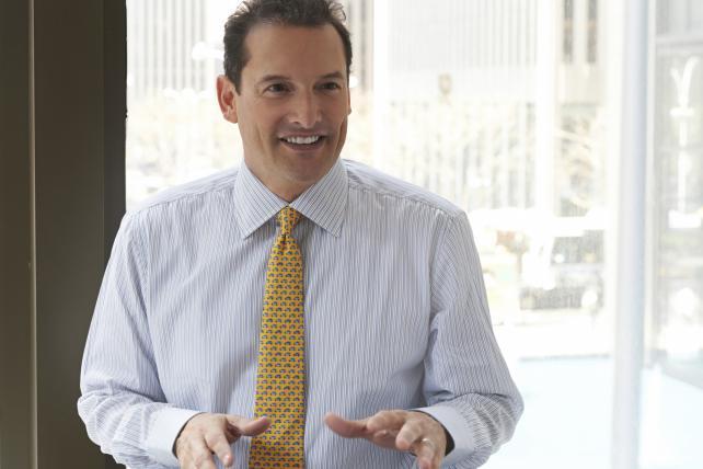 Time Inc. CEO Rich Battista.