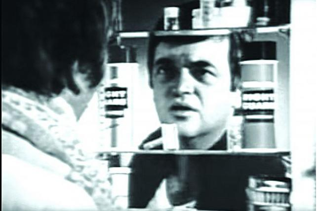 Classic Ad Review: Mona! He came in through the bathroom mirror
