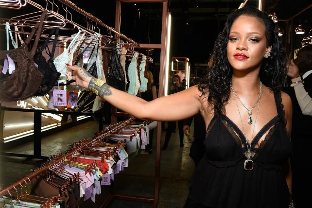 Friday Wake-Up Call: Rihanna's lingerie line launched (and shoppers are annoyed)