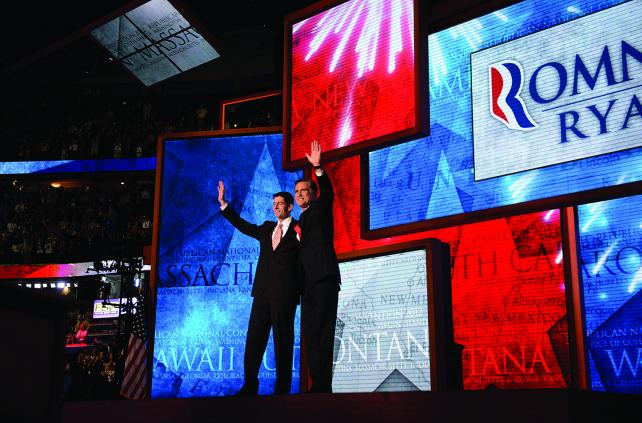 The 2012 Romney-Ryan campaign spent 'tens of millions' on programmatic ads.