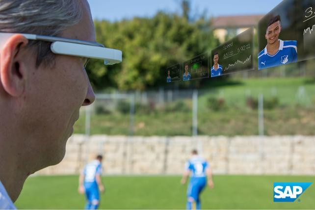 German Bundesliga football club TSG 1899 Hoffenheim is using the latest sensor-based technology combined with in-memory platform SAP HANA to improve player potential.