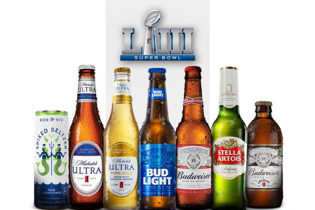 AB InBev's big Super Bowl buy just got bigger