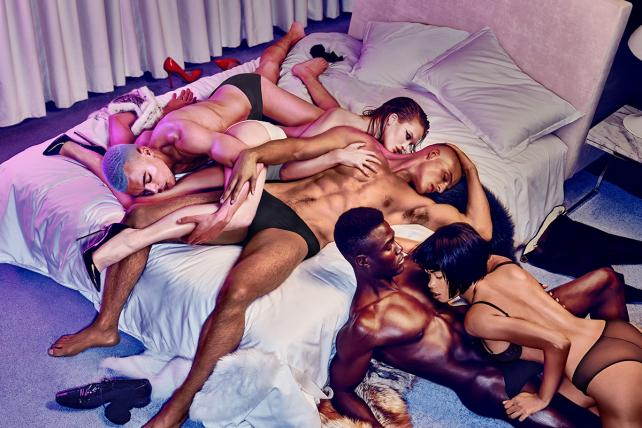 Equinox 'Commit to Something' Orgy