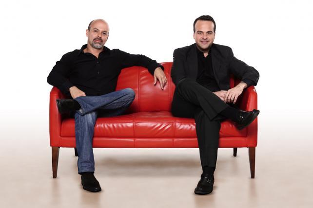 Republica partners Luis Casadevall and Jorge Plasencia