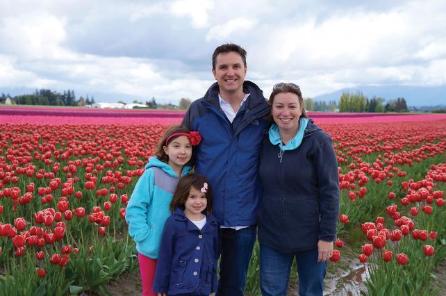 W&K's Jon Parker takes the family to Amsterdam.