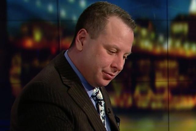 Watch Erin Burnett Ask Former Trump Aide Sam Nunberg If He's Been Drinking, Live on CNN