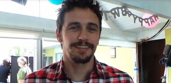 James Franco and Samsung Reunite to Launch Galaxy Camera
