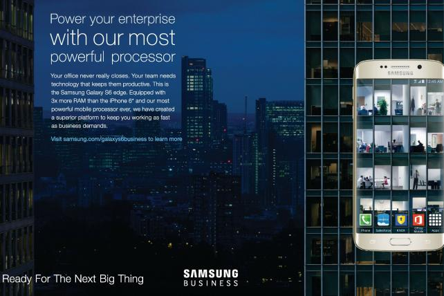 Samsung Goes After Enterprise Market with Mobility Campaign