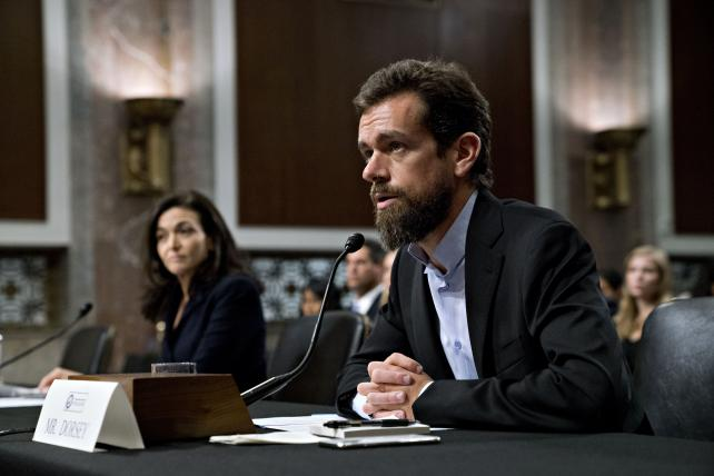 6 key issues Sheryl Sandberg and Jack Dorsey faced at their first Senate hearing