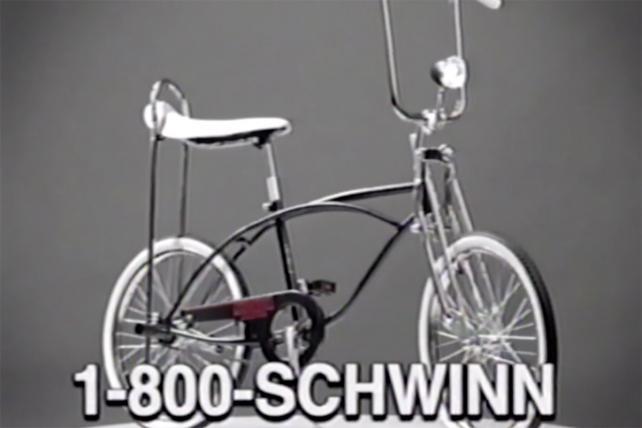 A 'Stranger Things' win for Schwinn