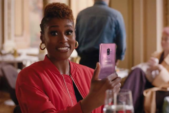 Samsung Borrows From Apple In Oscars Spot