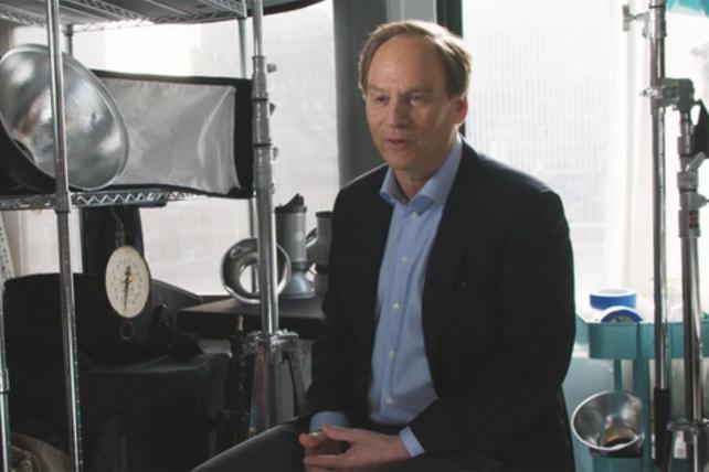 Video: McCann's Harris Diamond on Why Agencies Don't Need to Evolve