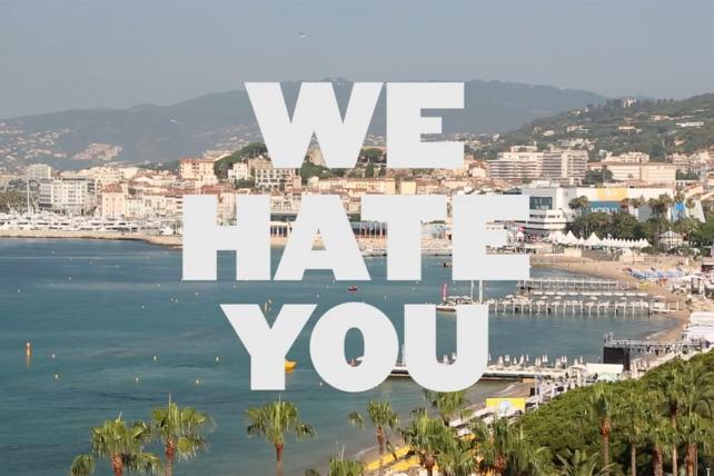 Video Rant of the Week: Shut the Cannes Up