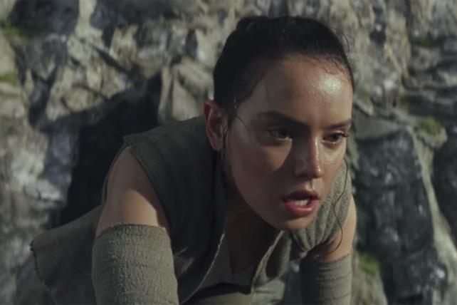 'Star Wars: The Last Jedi' will be blanketing TV with advertising soon enough. But movie advertising on TV is changing.