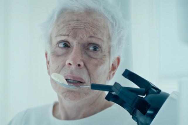 Halo Top's Creepy Robot Declares 'Humans Require Ice Cream'