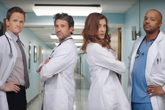 More TV Doctors On Call For Cigna