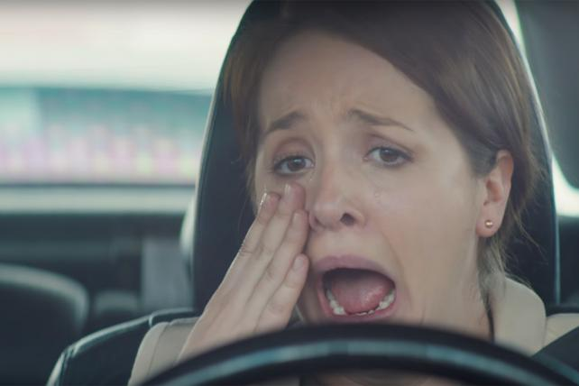 Watch the Newest Ads on TV From Audible, Clorox, Folgers and More