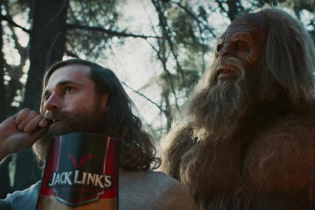Jack Link's Runnin' with Sasquatch Extended Version