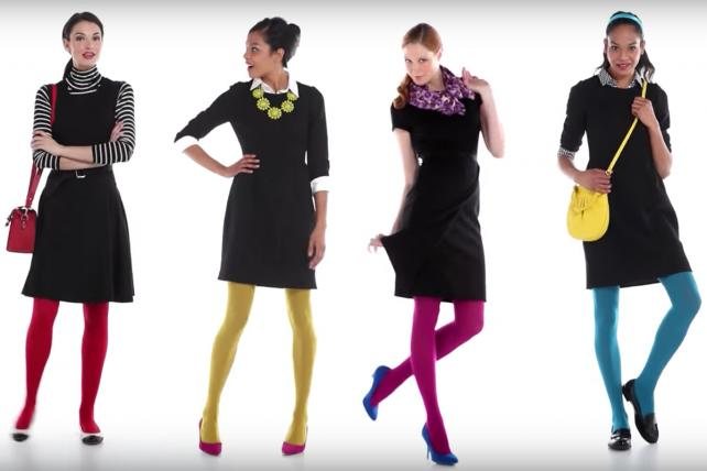Black Made Colorful - No Nonsense's Tights Style & Fashion