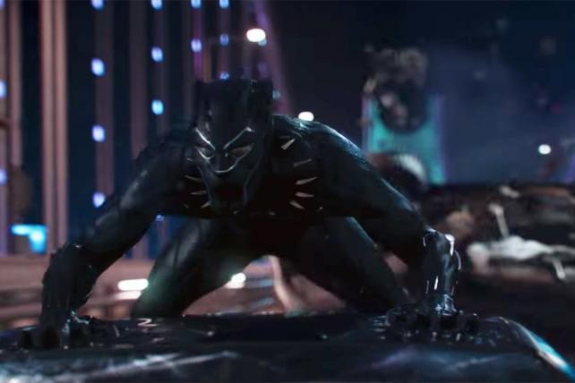 'Black Panther' is headed for a massive opening.
