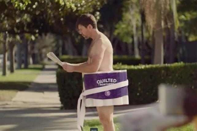 Watch the newest ads on TV from Snickers, Quilted Northern, Citi and more