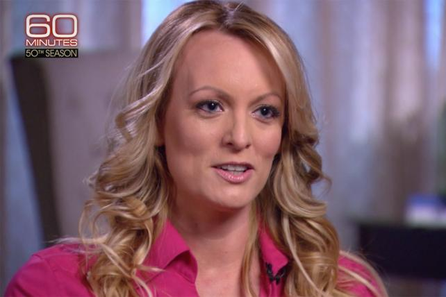 CBS spanks its lucky stars for Stormy Daniels as '60 Minutes' puts up huge ratings