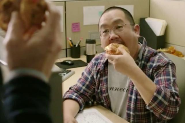 Watch the newest ads on TV from Dunkin' Donuts, Bud, Burger King and more