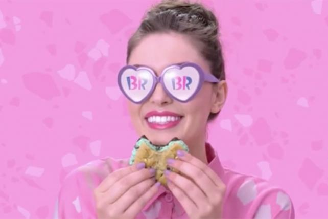 Watch the newest ads on TV from Baskin-Robbins, Alfa Romeo, Kroger and more
