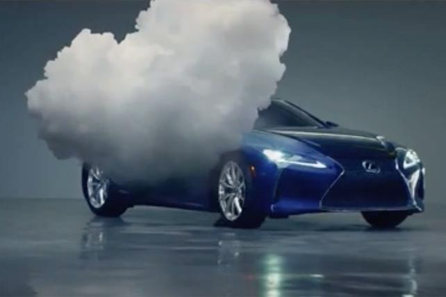 Watch the newest ads on TV from Lexus, Chevy, Kraft and Kay Jewelers