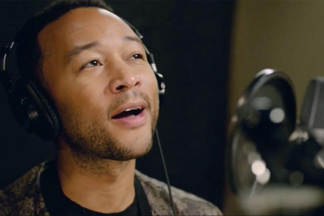 John Legend will be one of the voices Google's Assistant can try on.