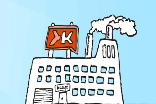 Klout bows out