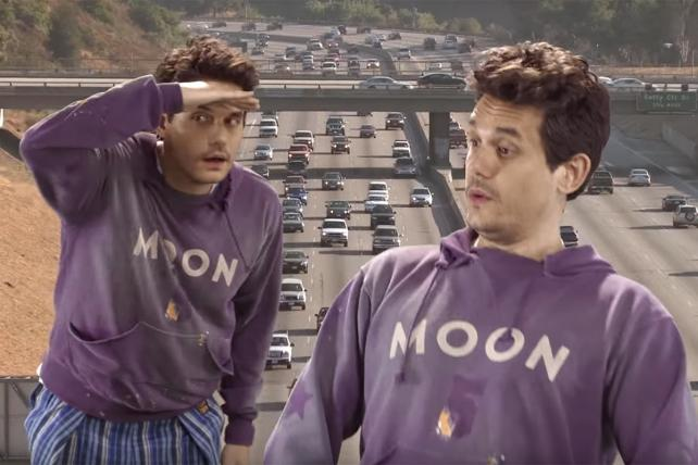 Green screen triumph: John Mayer's delightfully awful new music video goes viral