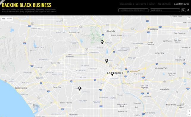 Backing Black Business