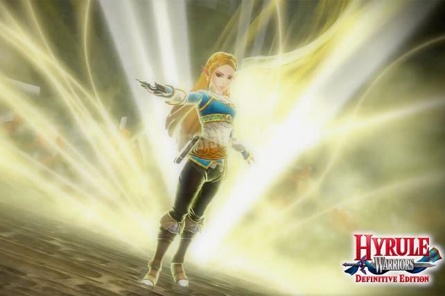 Nintendo's Zelda is among several launch partners