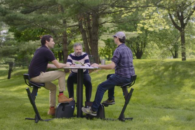 This LLBean campaign brings new meaning to out of office