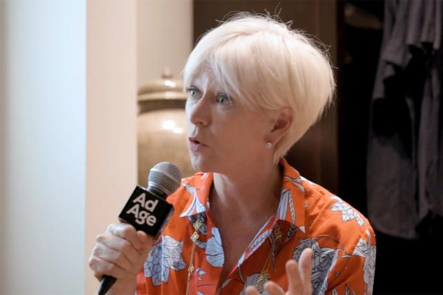 Hearst's Joanna Coles on diversity, online dating and living offline